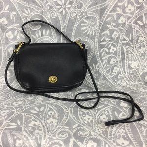 Vintage Coach Casino Mini Crossbody Bag